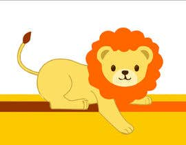 #15 for A Children's picture of a Lion af jawidraiz