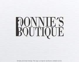 #143 for Donnie's Boutique by NamiKim