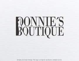 Nro 143 kilpailuun Donnie's Boutique käyttäjältä NamiKim