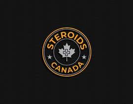 #781 untuk Logo Design For Steroids Canada oleh designcute