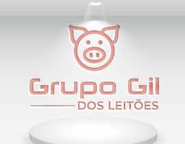 #93 for Piglet restaurant logo af designcute