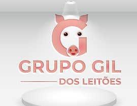 #99 for Piglet restaurant logo af designcute