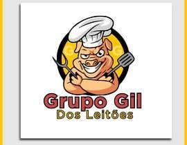 #102 for Piglet restaurant logo af youssefelguarti