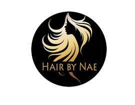 #144 cho Make me a Logo  ( HAIR BY NAE ) bởi dey96469