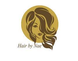 #145 cho Make me a Logo  ( HAIR BY NAE ) bởi dey96469