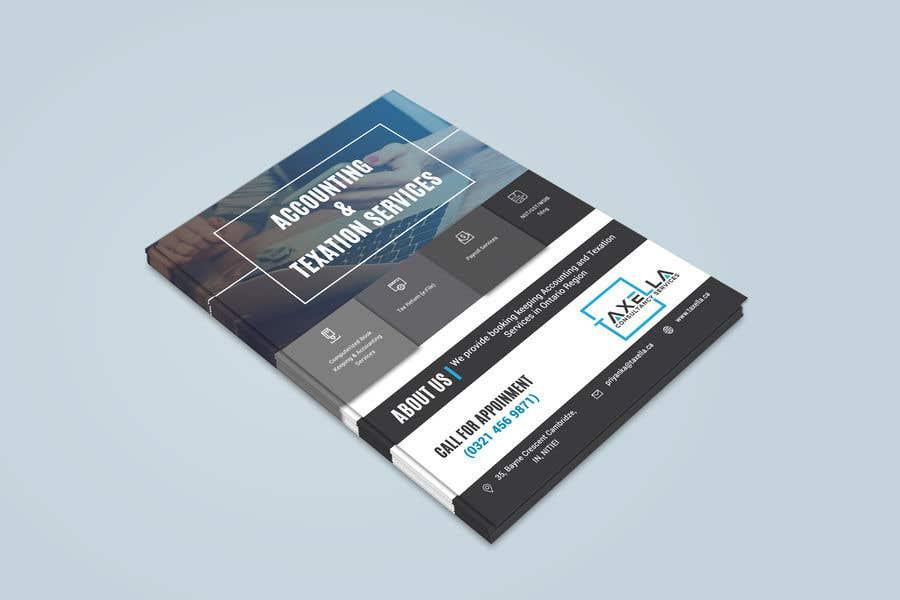 Kilpailutyö #                                        37                                      kilpailussa                                         Brochure Design for Business Firm.