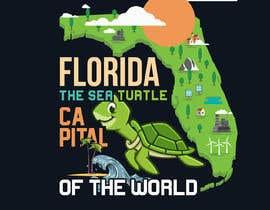 #325 для FLORIDA SEA TURTLE T- SHIRT DESIGN от MohammadYeasir