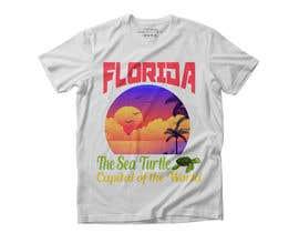 #318 для FLORIDA SEA TURTLE T- SHIRT DESIGN от sabujstudio