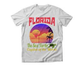 #318 for FLORIDA SEA TURTLE T- SHIRT DESIGN by sabujstudio