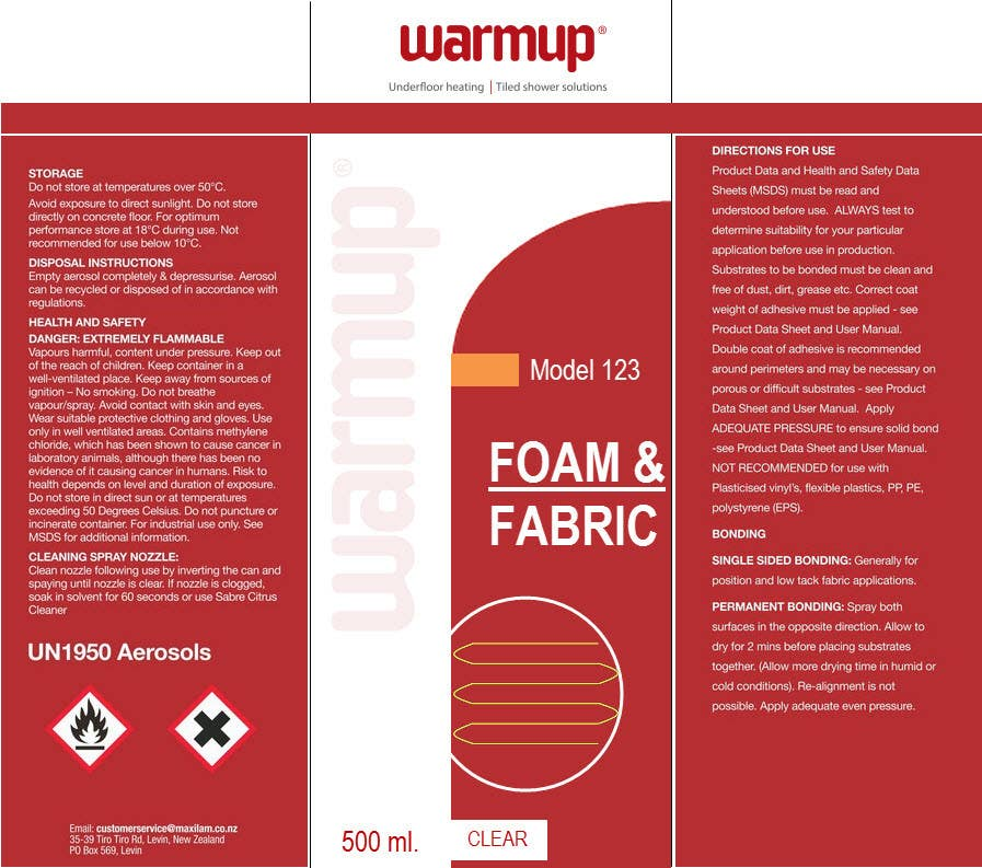 Contest Entry #                                        7                                      for                                         Design an attention grabbing label for aerosol