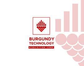 #75 pentru Burgundy Technology Logo Creation de către sreedharvan