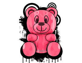 nº 9 pour I am looking to have posters designed of my gummy bears with different color and logo combinations. Check out my website at www.gummygangny.com par artseba185