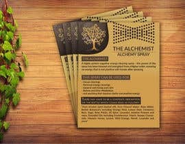#150 cho Alchemy Spray Mist Labels and Flyer bởi islamaiful659upw