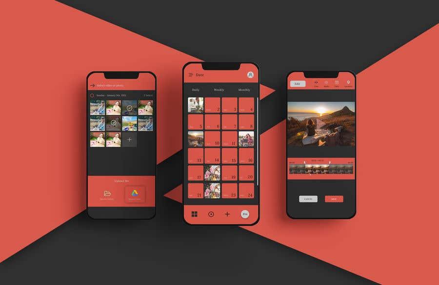 Bài tham dự cuộc thi #                                        24                                      cho                                         Redesign iOS App UI and Graphics