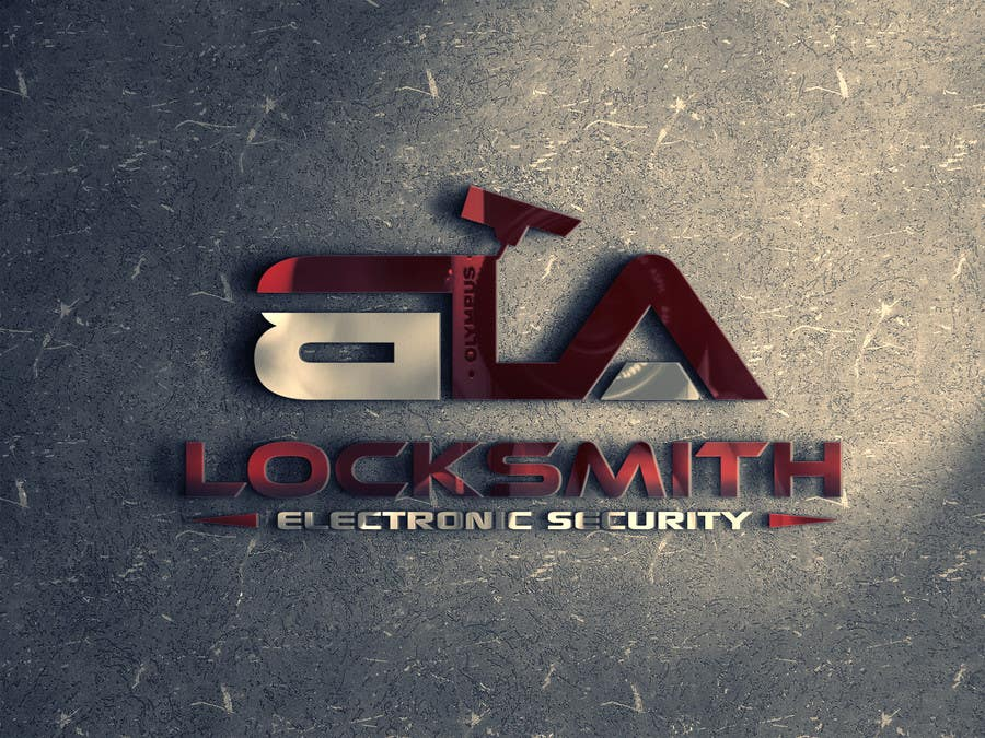 Contest Entry #                                        85                                      for                                         Design a logo for a locksmith and security Business
