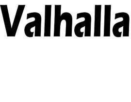 #6 for Valhalla Logo - Gaming Server af darkavdark