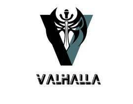 #13 for Valhalla Logo - Gaming Server af lukaliza