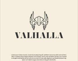 #39 for Valhalla Logo - Gaming Server af TheCloudDigital