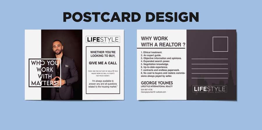 Penyertaan Peraduan #                                        65                                      untuk                                         George Younes - Postcards