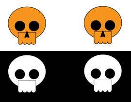 #53 for I'm a jewelry designer and I'm looking for a very unique cool skull design. That is closed with no outside openings. This is for jewelry. I attached an example. But be very unique and do not copy this example. It's just for simplicity. by mdarafat7450