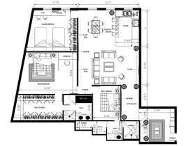 #62 for Interior Design / 3D visualization af Niranjanisunil