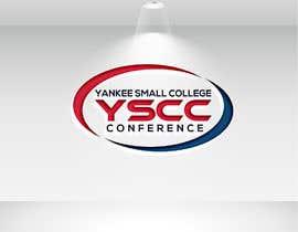 Nro 526 kilpailuun Athletic conference logo käyttäjältä ayubkhanstudio