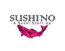 #91 for Sushino -  A sushi start up af arafah94