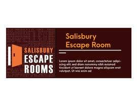 Nro 45 kilpailuun escape room signage käyttäjältä designersart99