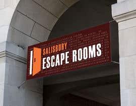 Nro 31 kilpailuun escape room signage käyttäjältä raransikasrimal4