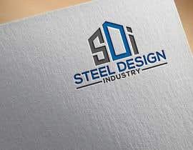 #256 untuk Design Logo for metal industry company oleh mahonuddin512
