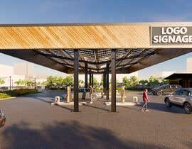 #14 for Design the Electric Car Charging station of the future! by kpdesignph