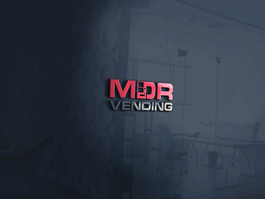 Kilpailutyö #                                        7                                      kilpailussa                                         Logo For my Vending Business