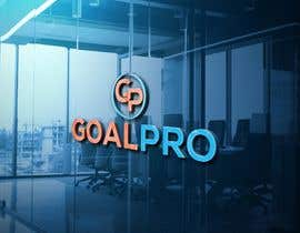 #238 for Create a new logo called GOALPRO af sharminnaharm
