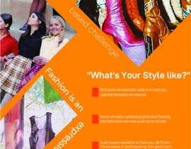 #32 for Fashion challenge flyer by muktarhossain301
