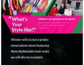 #29 for Fashion challenge flyer by umayerhossain