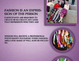 #25 for Fashion challenge flyer by alom104