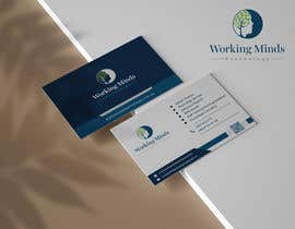 #539 untuk Create a new business logo and business card. oleh MAHMOUD828