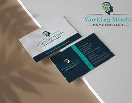 #549 untuk Create a new business logo and business card. oleh MAHMOUD828