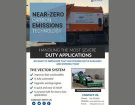 nº 47 pour Full Page Magazine Advertisement - Trucking/Engineering/Technology par imranislamanik