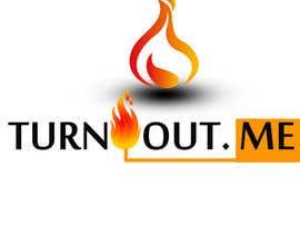nº 57 pour Design a Logo for turnout.me par erdibaci1