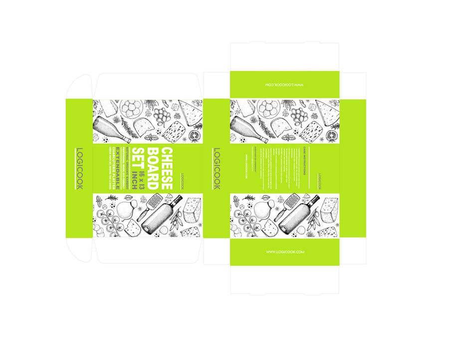 Kilpailutyö #                                        52                                      kilpailussa                                         Create Box Packaging for Kitchen Product