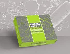Nro 34 kilpailuun Create Box Packaging for Kitchen Product käyttäjältä circleartwork