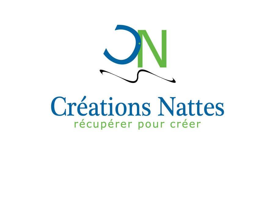 Kilpailutyö #20 kilpailussa Logo Design for Creation Nattes