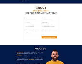 #61 for Landing Page Created by NataliaSukhanova