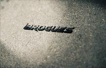 Graphic Design Contest Entry #55 for Design a Logo for a band 'brogues'