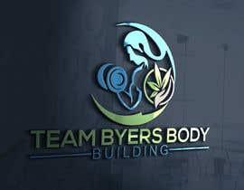 Nro 205 kilpailuun Bodybuilding logo and labels for products käyttäjältä ra3311288