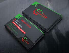 #209 for Car shop business cards by Moniroy