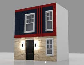 #15 for Front of house desigh by Creative3dArtist