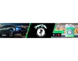 #28 for turn my logo into a YouTube banner by rvision275