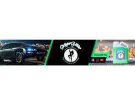 Nro 28 kilpailuun turn my logo into a YouTube banner käyttäjältä rvision275